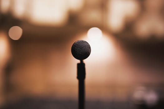 Glossophobia: fear of public speaking